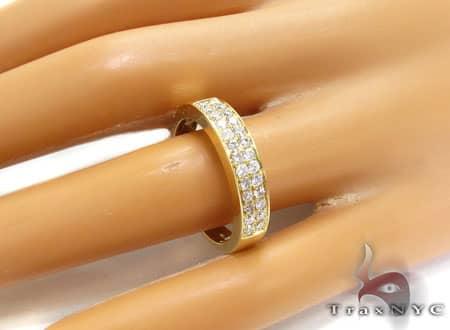 YG Two Row Perfection Band 12463 Wedding