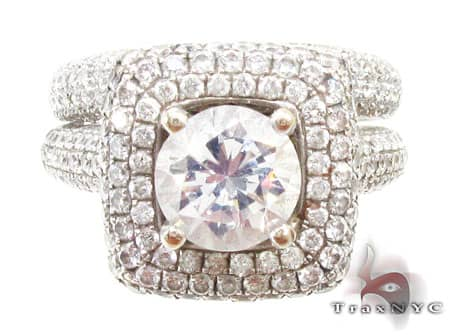 Solitaire Semi Mount Ring 12612 Engagement