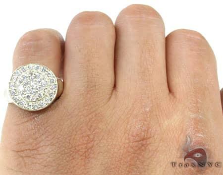 Confucius Ring Stone