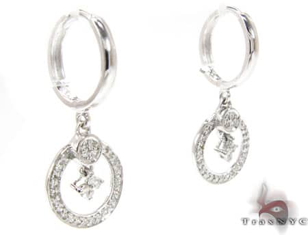 Yvette Earrings Stone