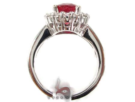 Ruby Island Ring 2 Anniversary/Fashion