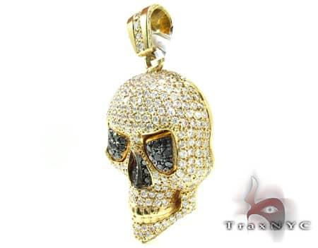 Yellow Head Pendant 1367 Metal