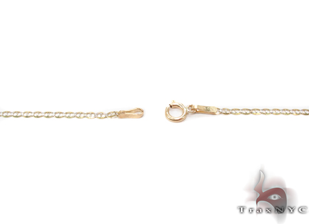 14K Gold Chain 20 Inches 1.5mm 1.10 Grams Gold