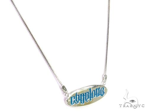 14K Gold Charlotte Necklace 39362 Gold