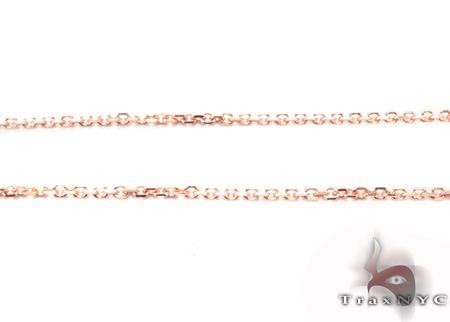 14K Gold Prong Diamond Cross Crucifix Necklace 32224 Diamond
