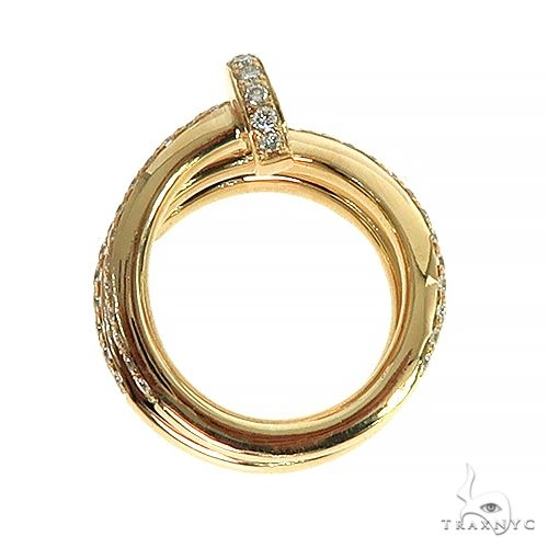 14K Gold VS Nail Diamond Ring 66545 Anniversary/Fashion