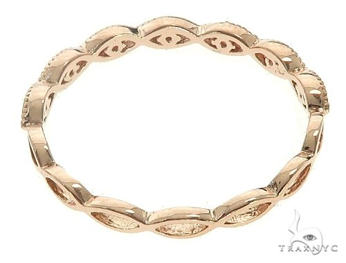 14K Rose Gold Fashion Ring 66102 Anniversary/Fashion