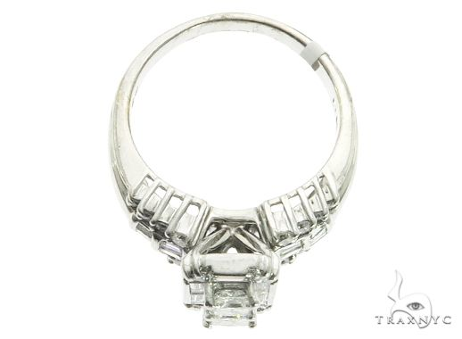 14K White Gold Ladies Prong Diamond Ring 63726 Anniversary/Fashion