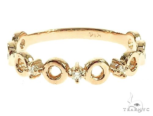 14K Yellow Gold Fashion Ring 65702 Anniversary/Fashion
