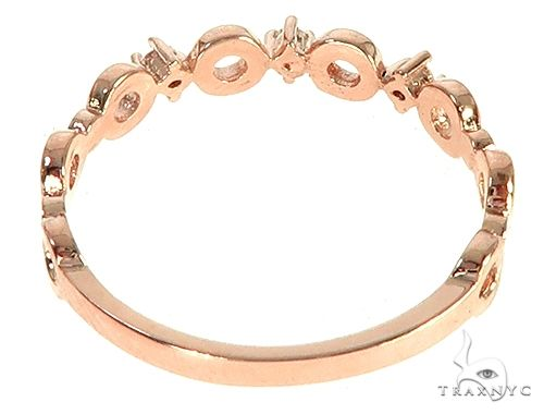 14K Rose Gold Fashion Ring 65703 Anniversary/Fashion