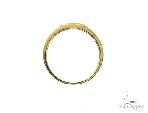 14K Yellow Gold Micro Pave Diamond Ring 63643 Engagement