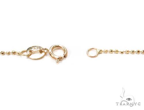 14K Yellow Gold Necklace Gold
