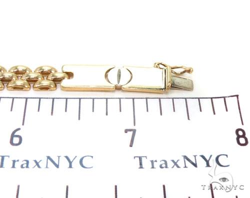 14k Gold Bracelet 36405 Gold