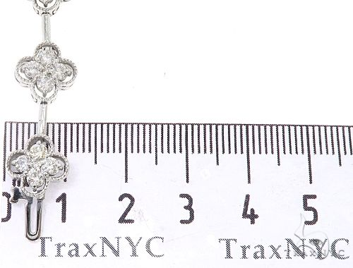 14k White Gold Diamond Bracelet 65024 Diamond
