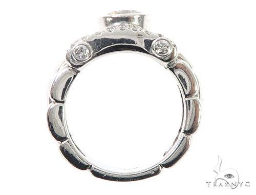14k Yellow Gold Diamond Ring 64939 Stone