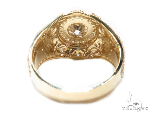 14k Yellow Gold Ring 41236 Metal