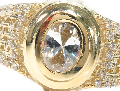 14k Yellow Gold Ring 41244 Metal