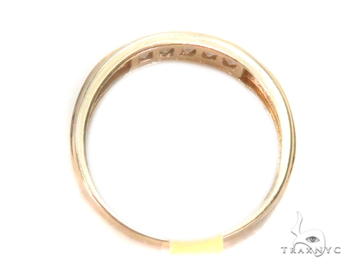 14k Yellow Gold Ring 43647 Anniversary/Fashion