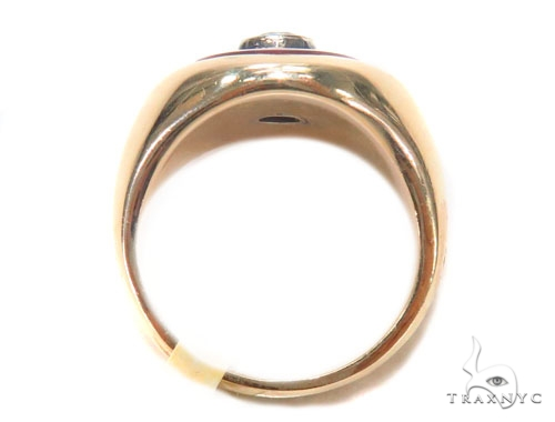 14k Yellow Gold Ring 43744 Metal