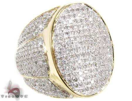 YG Missile Ring Stone