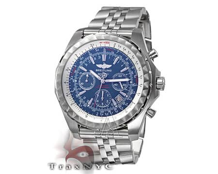 Breitling Bentley Special Edition Blue Dial Watch Breitling