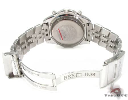 Breitling Bentley Special Edition White Dial Watch Breitling