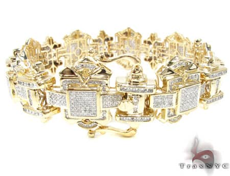 YG Kingdom Bracelet Diamond