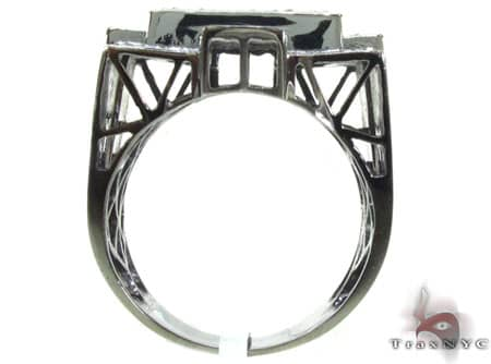 BG Black Diamond Strips Ring Stone