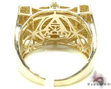 Full Canary Ring Stone