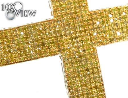 Canary Fighter Cross 2 Diamond