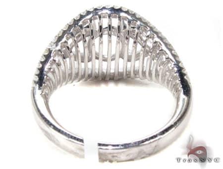 Lavish Semi Mount Ring Engagement