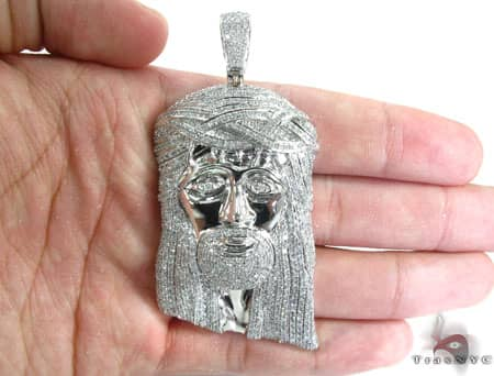 WG Super Solid Jesus Piece Metal
