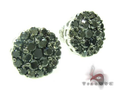 Major Cluster Earrings 2 Stone