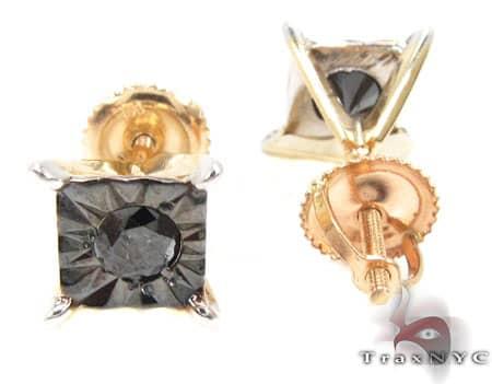Yellow Gold Kingdom Earrings 2 Stone