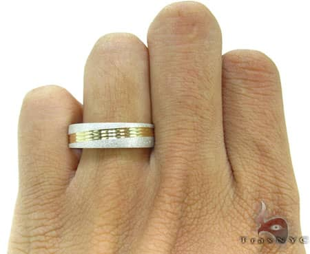 Two Tone Ring 3 Style