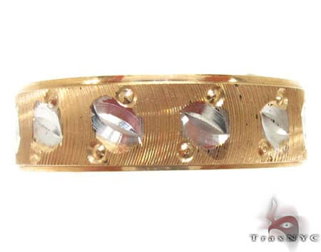 Two Tone Ring 5 Style