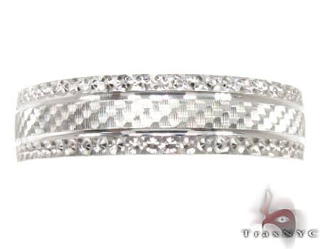 White Snow Ring Style
