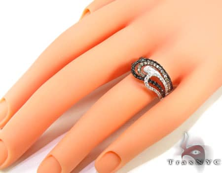 Bubbly Champagne Ring 2 Anniversary/Fashion