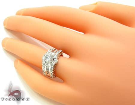 Full Solitaire Ring Engagement