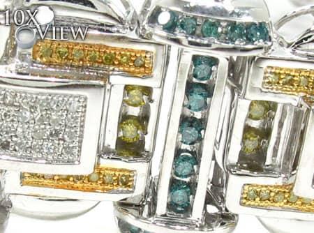 Terminator Bracelet Diamond