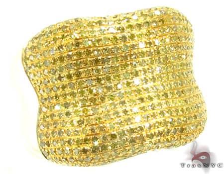 Canary Bone Ring Stone