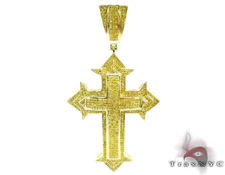 Canary Spartan Cross Diamond