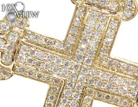 Theatrical Cross 1 Diamond