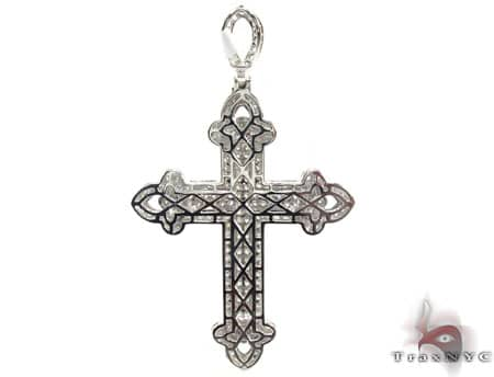 Theatrical Cross 2 Diamond