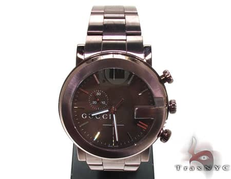 Dark Chocolate 101G-Gucci Watch YA101341 Gucci