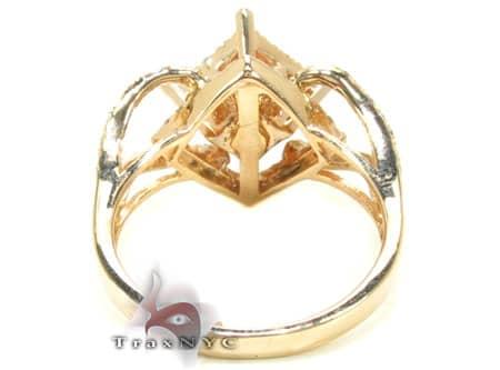 Yellow Gold Bora Bora Ring Anniversary/Fashion