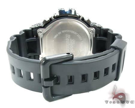 Black CZ G-Shock Watch G-Shock