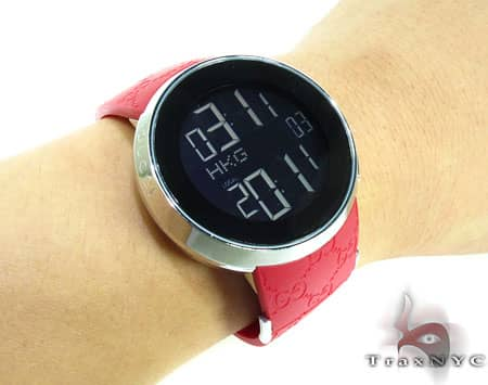 Digital 114 I-Gucci Watch YA114212 Gucci