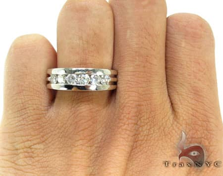 Masterpiece Wedding Band Style
