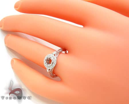 Ladies Semi Mount Ring 18950 Engagement
